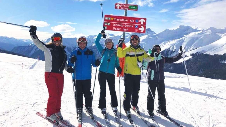 QUARTA USCITA: DAVOS-Rinerhorn!!!